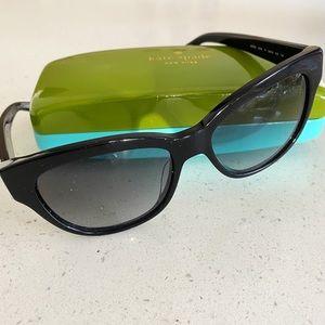 Kate Spade New York Aisha 54mm Cat Eye Sunglasses
